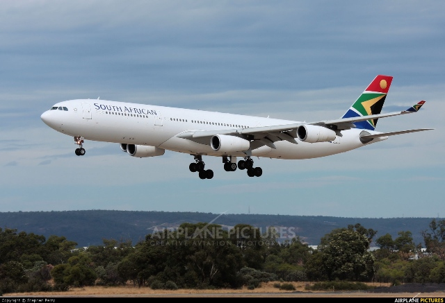 SAA Introduces New Airbus 330 300 On Johannesburg London Route In March